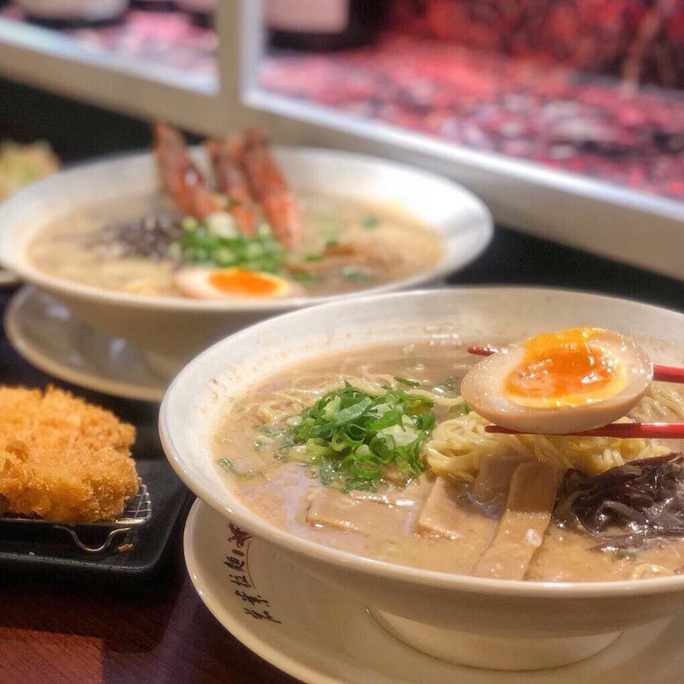 岩葉拉麵-福科店